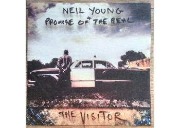 Neil Young + Promise Of The Real – The Visitor - LP/Vinile