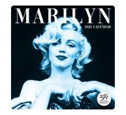 MARYLIN MONROE – Calendario UFFICIALE 2020 - Contiene POSTER