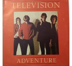 Television – Adventure - LP/Vinile