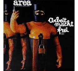 Area – Arbeit Macht Frei (Il Lavoro Rende Liberi) LP/Vinile 2017