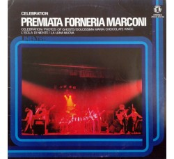 Premiata Forneria Marconi ‎– Celebration - LP/Vinile 1978