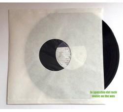Manicotti, Buste per LP colore BIANCO - FODERATI - Qtà 25