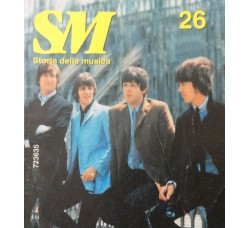 BEATLES  THE - Rivista SM - Storia della musica n 26