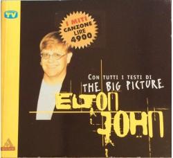 Elton John - I Miti della Canzone - Libro / Book