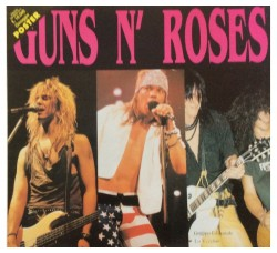 Guns n' Roses - Rivista Book con poster in Omaggio