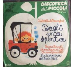 Discoteca dei piccoli - Dagli una Spinta - 45 RPM