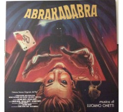 Luciano Onetti – Abrakadabra - Original Soundtrack  -  LP/Vinile