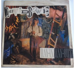 David Bowie – Day-In Day-Out - Single 45 Giri