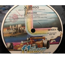 "Bolland – A Bordo / All Systems Go Go  - 12"" Max Single"