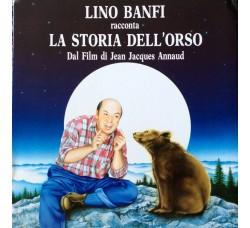 Lino Banfi – La Storia Dell'Orso - LP/Vinile 1989