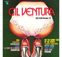 Gil Ventura – Sax Club Number 19 - LP/Vinile