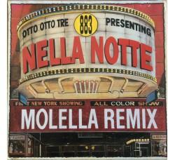 "883 – Nella Notte (Molella Remix) - Vinyl 12"""