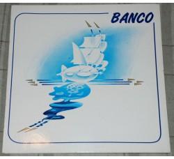 Banco – Banco - 1° Stampa 1983 – LP/Vinile
