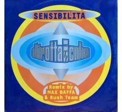 """Dirotta Su Cuba – Sensibilità (Remix) - Vinyl 12"""""""