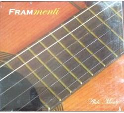 Frammenti di Aldo Menti - CD