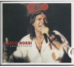 Vasco Rossi – Gli Anni Ottanta - CD Sealed