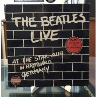 The Beatles ‎– Live At The Star-Club In Hamburg Germany