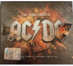 AC/DC - The Many Faces Of AC/DC | The Ultimate Tribute - 3 CD