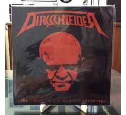 Udo Dirkschneider – Live - Back To The Roots - LP/Vinile