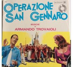 Armando Trovaioli – Operazione San Gennaro - LP-Vinile