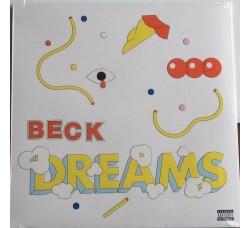 Beck – Dreams Vinyl Color Blue– LP/Vinile