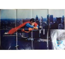 Christopher Reeve (Superman) – Poster  da Collezione – cm 75 x cm 48