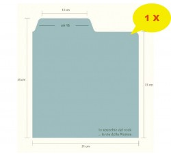Separatore Divisore per Dischi Vinili [33 GIRI] - Flap cm 16 - Mod Inglese