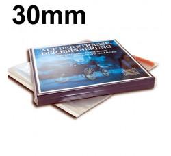 Buste Esterne per Box Cofanetti Vinili - Bordo cm 3.0 - Qtà 10