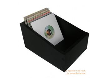 BOX Legno x 130/150 45 Giri - Colore Nero