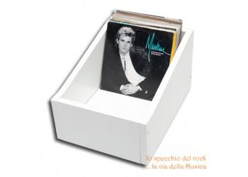 BOX  Legno x 130/150  45 Giri - Colore Bianco