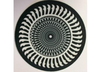 SLIPMATS - Slipmat Tappetino IPNOTICO Vortice