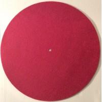 SLIPMATS - CERISE - Tappetino Slipmats per giradischi (1) Pezzo