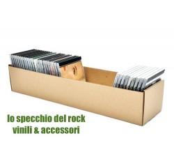 Contenitore di Cartone Ondulato per 50 CD