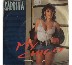 Sabrina ‎– My Chico - Single 45 RPM