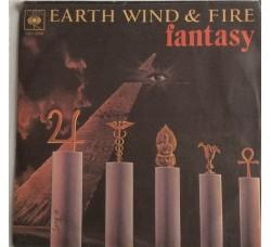 Earth Wind & Fire – Fantasy - Single 45 RPM
