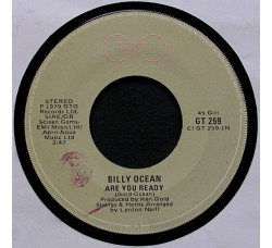 Billy Ocean – Are You Ready
