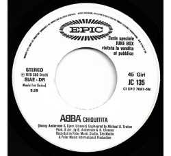 ABBA / Toto ‎– Chiquitita / Hold The Line