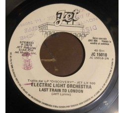 Electric Light Orchestra – Last Train To London / Telephone Line