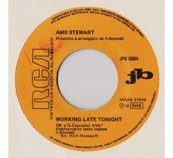 Amii Stewart / Giuseppe Cionfoli – Working Late Tonight / Shalom