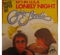 Captain & Tennille* ‎– Lonely Night