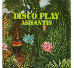 Ashantis (2) ‎– Disco Play