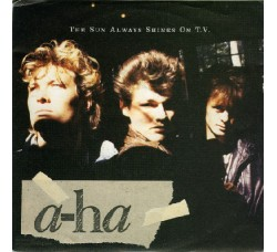 a-ha ‎– The Sun Always Shines On T.V.