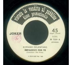 Adriano Celentano / The Salsoul Invention – Impazzivo Per Te / Soul Machine