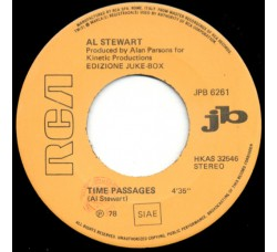 Al Stewart / Amii Stewart – Time Passages / You Really Touched My Heart