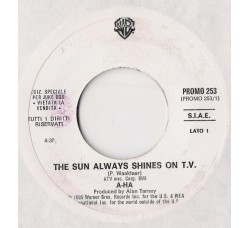A-ha / Simply Red ‎– The Sun Always Shines On T.V. / Holding Back The Years