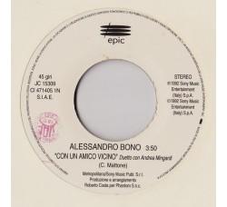 Alessandro Bono Duetto Con Andrea Mingardi / Ten Sharp – Con Un Amico Vicino / You