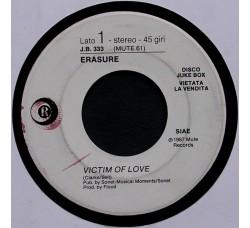 Erasure / Carol Hitchcock – Victim Of Love / Get Ready