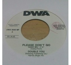 Double You – Please Don't Go