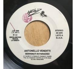 Antonello Venditti – Benvenuti In Paradiso