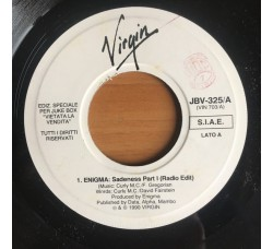 Enigma / Steve Winwood – Sadeness Part 1 (Radio Edit) / One And Only Man
